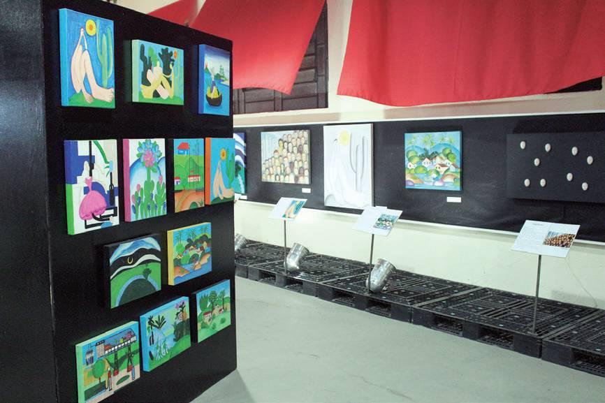 Galeria Tarsila do Amaral foi inaugurada em 22 de fevereiro de 2018