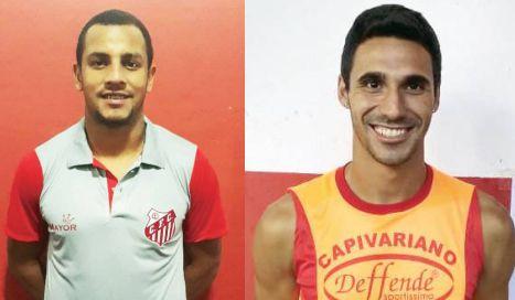 Douglas e Bruno Sabiá