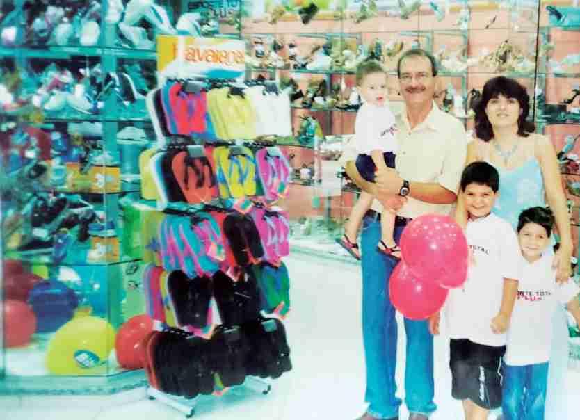 Família Esporte Total 2002